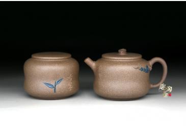 长青茶具-