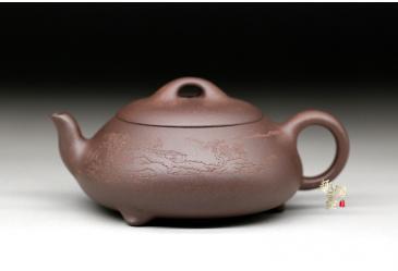 汉棠石瓢-范国平